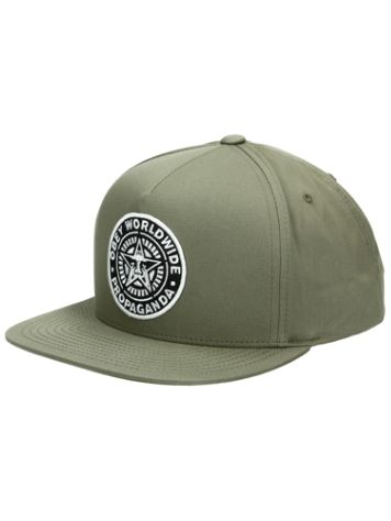 Obey Classic Patch Snapback Cap