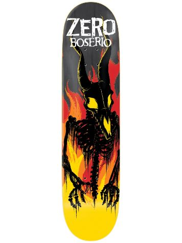 "Zero Boserio From Hell Impact Light 8.375"" Deck"