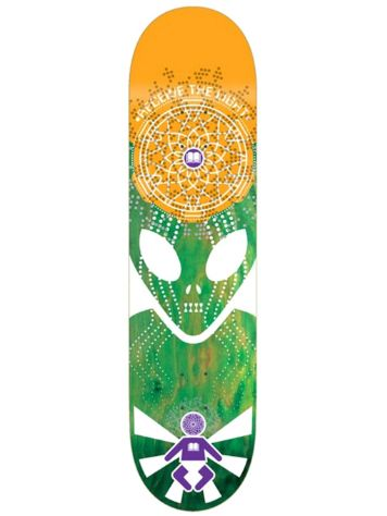 "Alien Workshop Receive The Knowledge 8.125"" Skateboard"