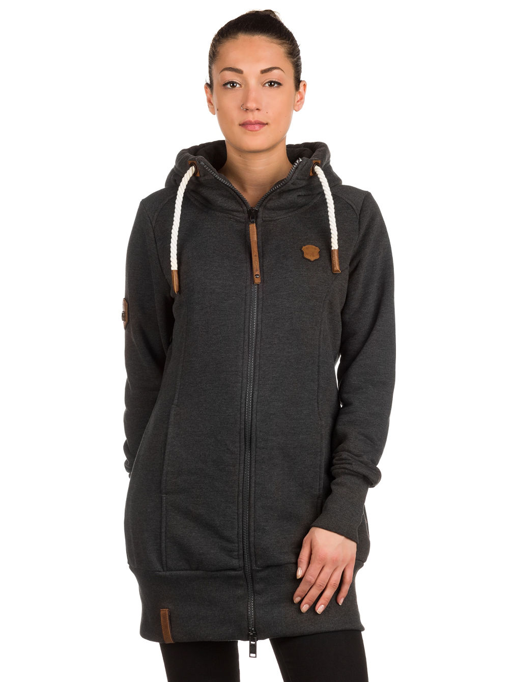 buy naketano f me 2 times zip hoodie online at blue. Black Bedroom Furniture Sets. Home Design Ideas