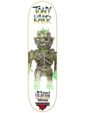 "Heroin Skateboards e Toy 8.25"" Skateboard Deck"