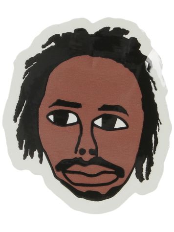 Earl Sweatshirt Face Sticker