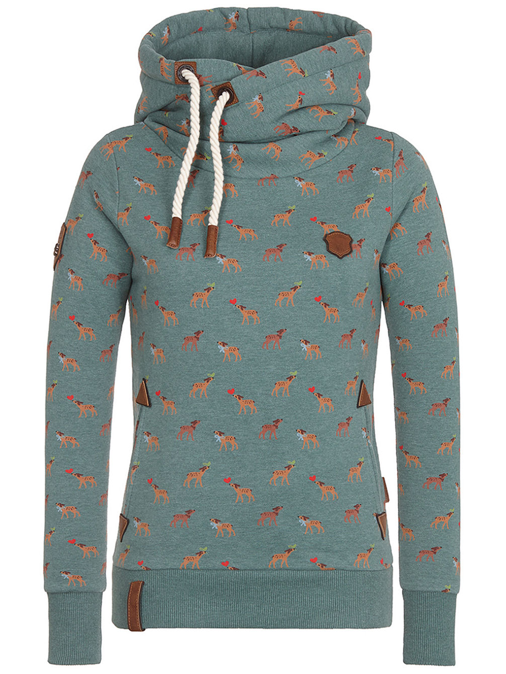 naketano die finnen kommen hoodie online kopen bij blue. Black Bedroom Furniture Sets. Home Design Ideas