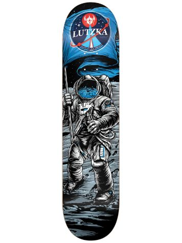 "Darkstar Lutzka Space Age R7 8.0"" x 3.16"" Deck"