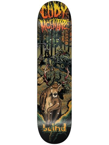 "Blind McEntire Hunter 8.0"" x 31.7"" Deck"