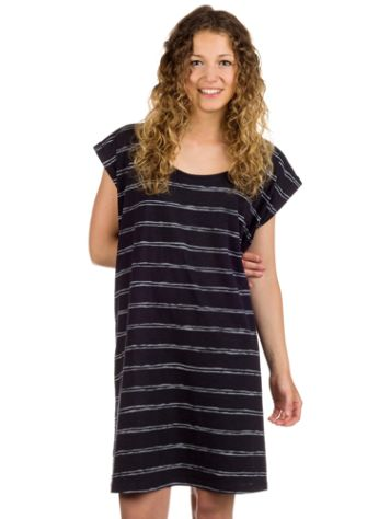 Bleed Sun Striped Kleid