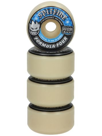 Spitfire Formular FourConical 99D 54mm Wheels