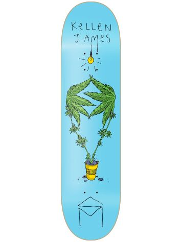 "SK8 Mafia Henry Jones James 8.0"" Deck"