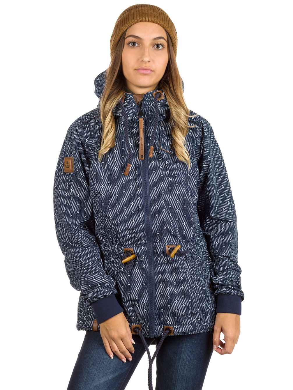 buy naketano schmusibumsi jacket online at blue. Black Bedroom Furniture Sets. Home Design Ideas