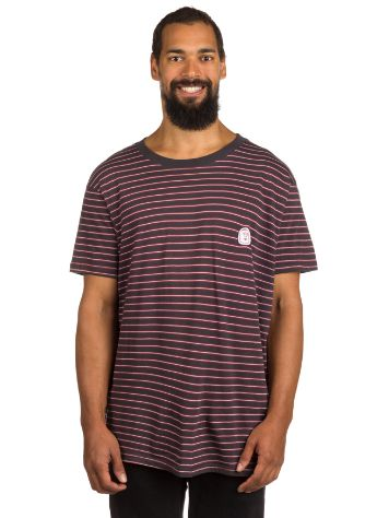 RVCA Barry Stripe Camiseta