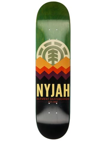 "Element Nyjah Ranger 7.7"" Skateboard Deck"