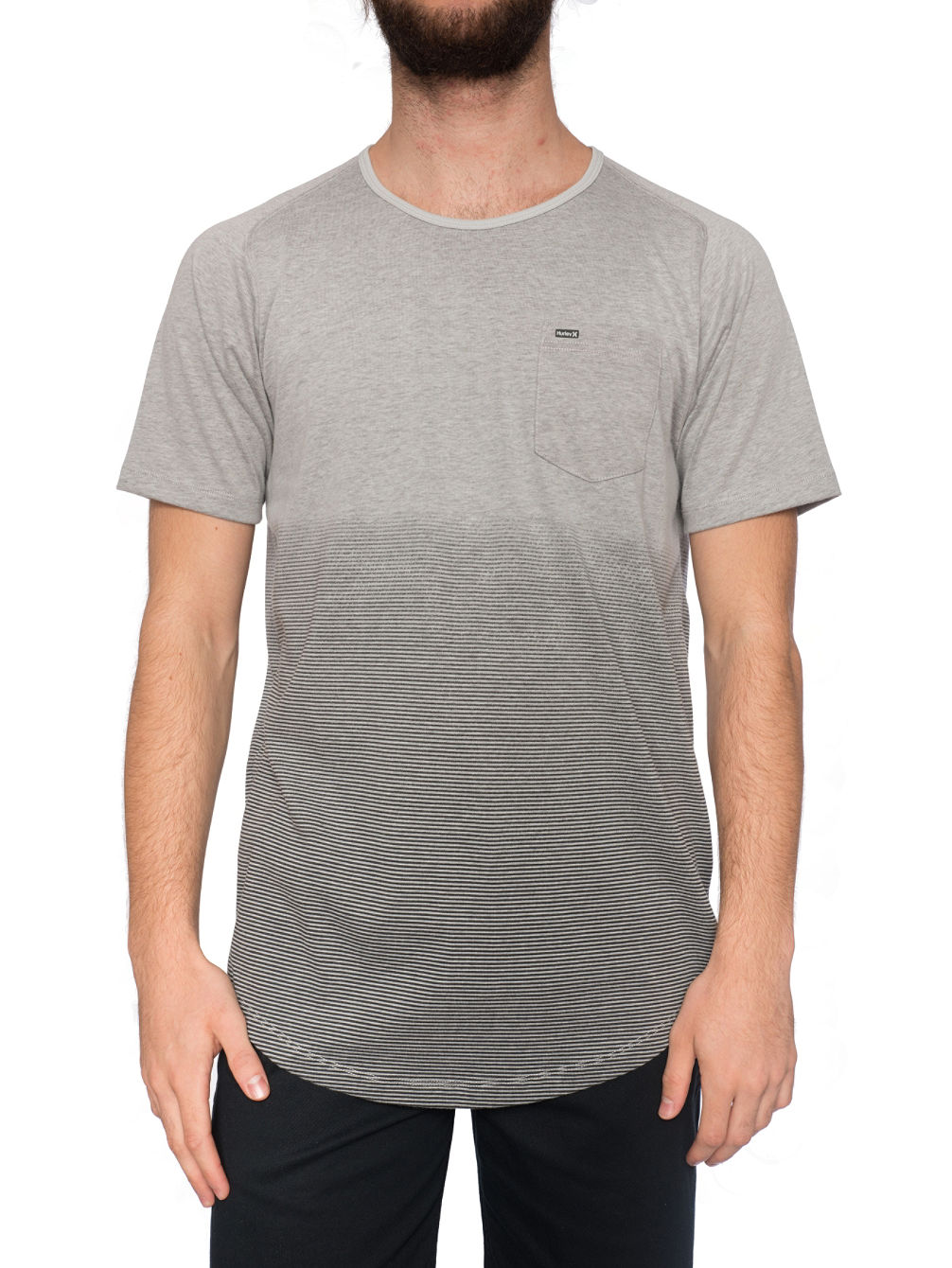 Buy hurley dri fit lagos fade crew t shirt online at blue for Buy dri fit shirts
