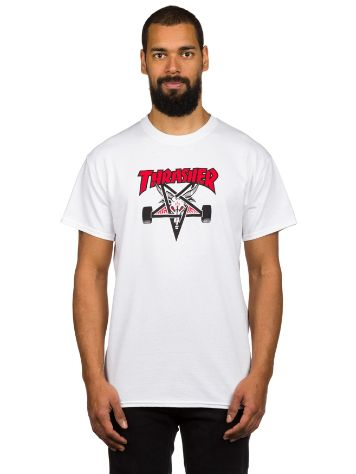 Thrasher Two Tone Skategoat Camiseta