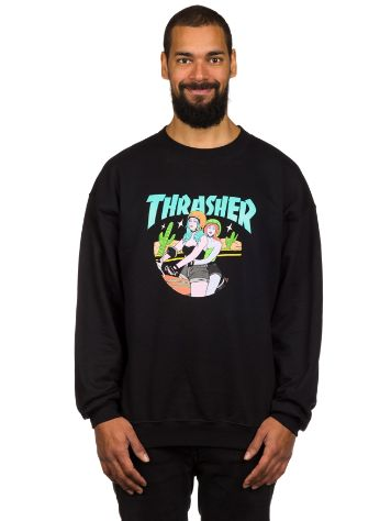 Thrasher Babes Crewneck Sweater