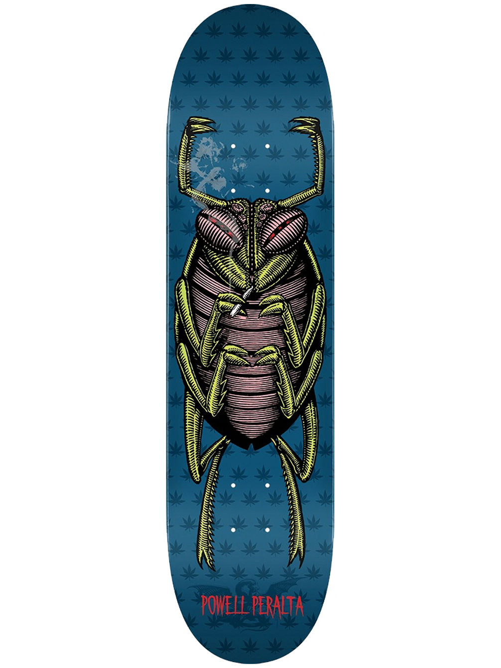 "Roach Popsicle 8.25"" Skateboard Deck"
