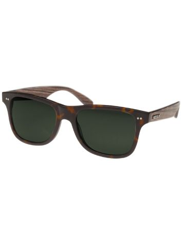 WOOD FELLAS Lehel Havanna Green Sonnenbrille