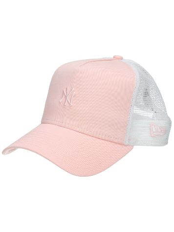 New Era Women Pastel Trucker Cap