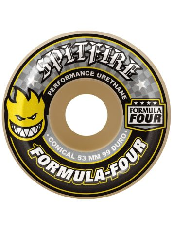 Spitfire Formula Four 99D Conical II 53mm Wheels