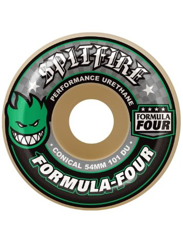 Spitfire Formula Four 101D Conical II 51mm Rollen