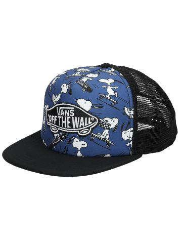 Vans Classic Patch Trucker Plus Cap