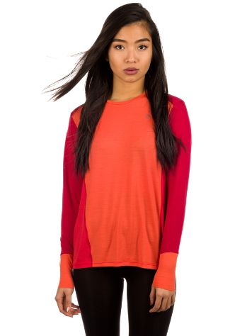 Norrona Wool Round Neck Tech t-shirt LS