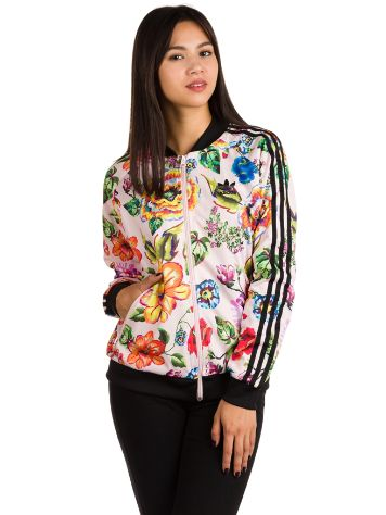 adidas Originals Floralita SST TT Trainingsjacke