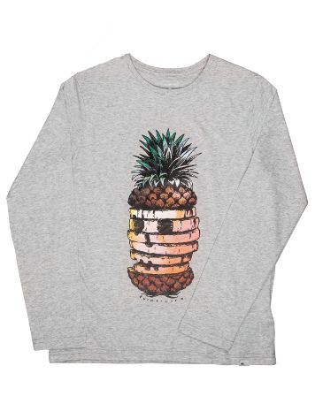 Quiksilver Hot Pineapple T-Shirt LS Boys
