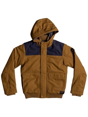 Quiksilver Brooks Island Dwr Jacket Boys