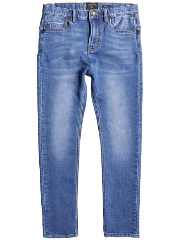 Quiksilver Low Bridge Buggy Blue Jeans Boys