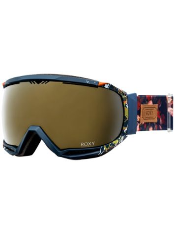 Roxy Hubble Peacoat_Waterleaf Goggle