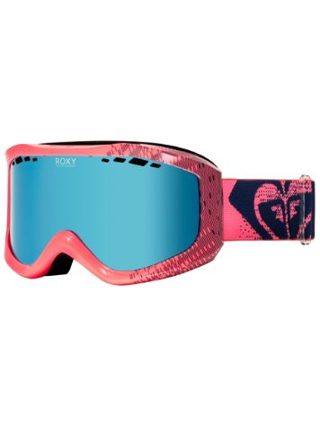 Roxy Sunset Neon Grapefruit Goggle