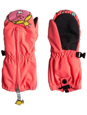 Roxy Snow'S Up Little Miss Guantes niñas