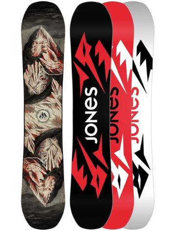 Jones Snowboards Ultra Mountain Twin 158W 2018