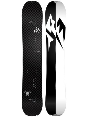 Jones Snowboards Carbon Solution 158 2018