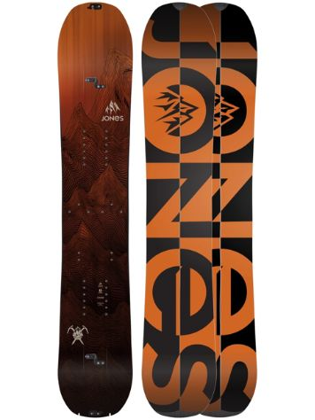Jones Snowboards Solution 158 2018