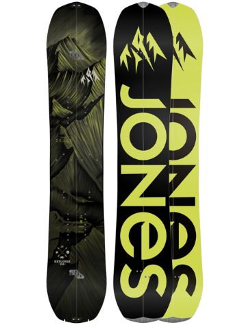 Jones Snowboards Explorer Split 164W 2018