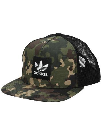 adidas Originals Camo Trucker Cap