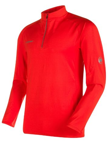 Mammut Mtr 141 Thermo Zip Tech Tee LS