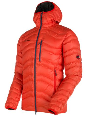 Mammut Broad Peak In Hooded Fleece Jacket