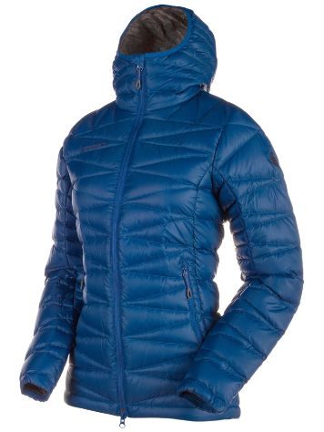 Mammut Miva In Hooded Outdoor Fleece Jacket