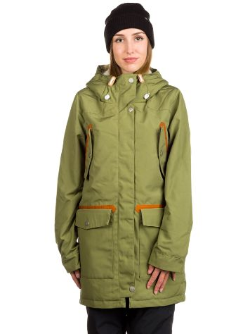 WearColour Range Parka Mantel