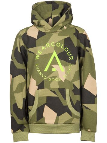 WearColour Patch Hoodie Boys