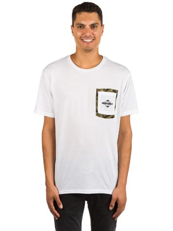 Rip Curl C And S Pocket Vc Camiseta