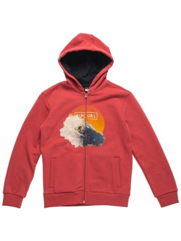 Rip Curl Most Photoprint Zip Hoodie Boys