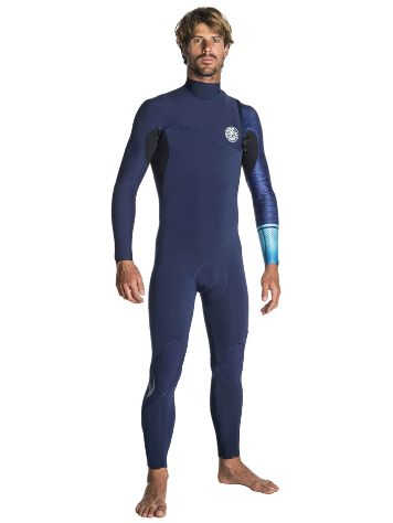 Rip Curl E Bomb 4/3Gb Zip Free Wetsuit