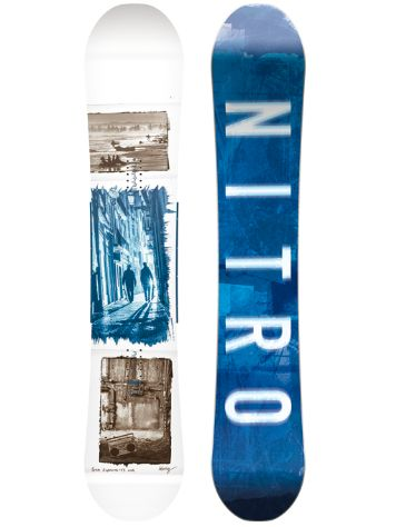 Nitro Team Exposure Wide Gullwing 159 2018 Snowboard