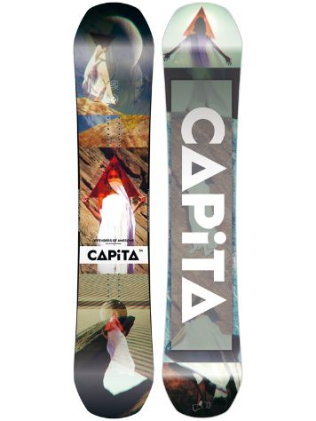 Capita Defenders Of Awesome 154 2018 Snowboard