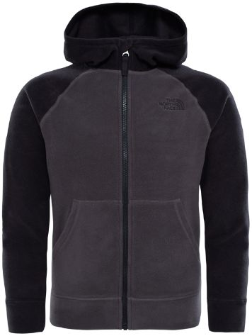 THE NORTH FACE Glacier Hooded Fleecejacke Jungen
