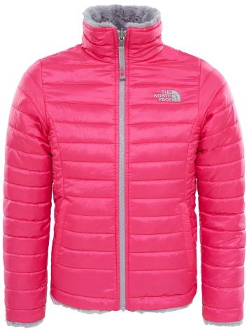 THE NORTH FACE Reversible Mossbud Swirl Chaqueta niñas