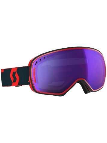 Scott LCG Red/Blue (+Bonus Lens) Goggle